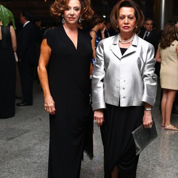 Conchita Pérez y María Elena Martín