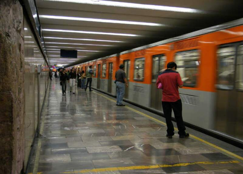 Metro cd m�xico