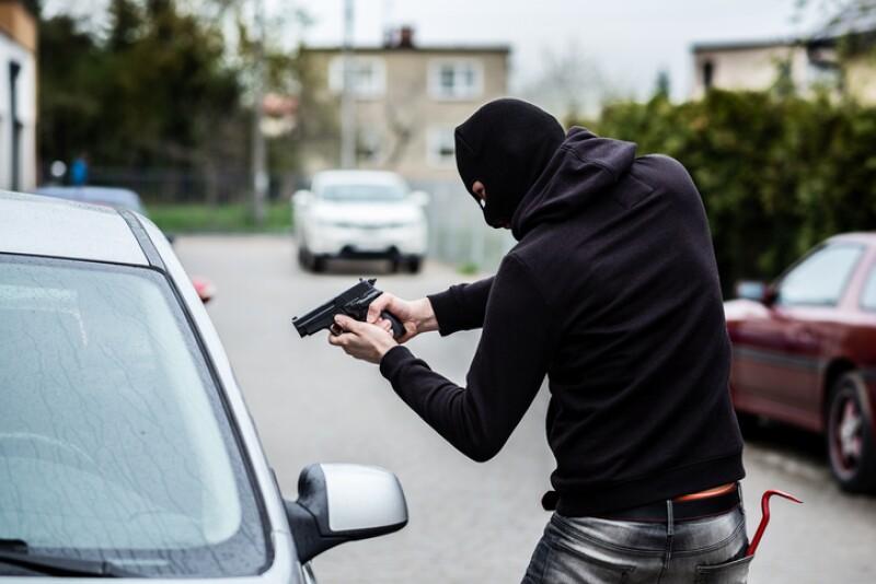 Resultado de imagen para asaltos a coches