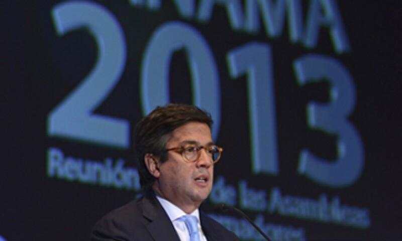 En 2013 el PIB regional crecerá 3.6%, una cifra superior al promedio global, dijo Luis Alberto Moreno (Foto: AP)