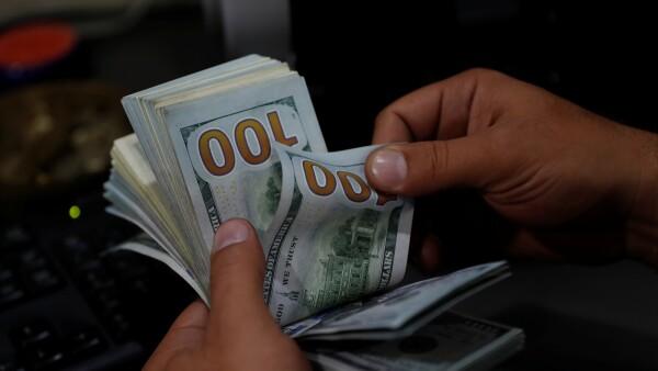 Bancos dólares FMI