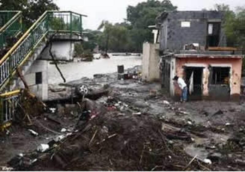 Los reclamos de las empresas a Axa, tras el paso del huracán, ascienden a 44 mdp. (Foto: Reuters)