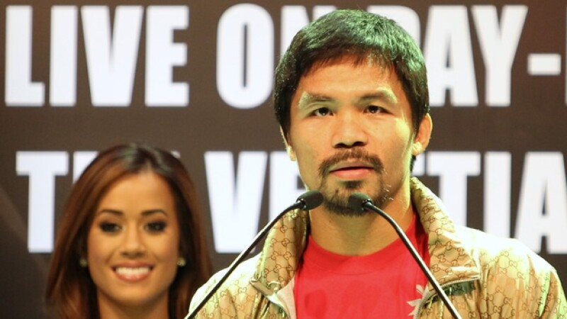 manny pacquiao en china