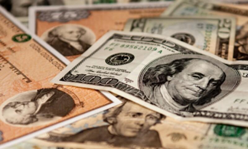 La caída de 4.1% de los títulos de deuda equivalen a 615 puntos en el Dow Jones. (Foto: Getty Images)