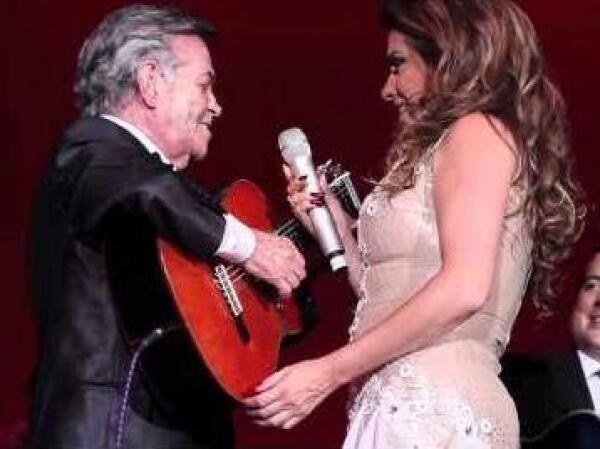 Chamín Correa y Dulce