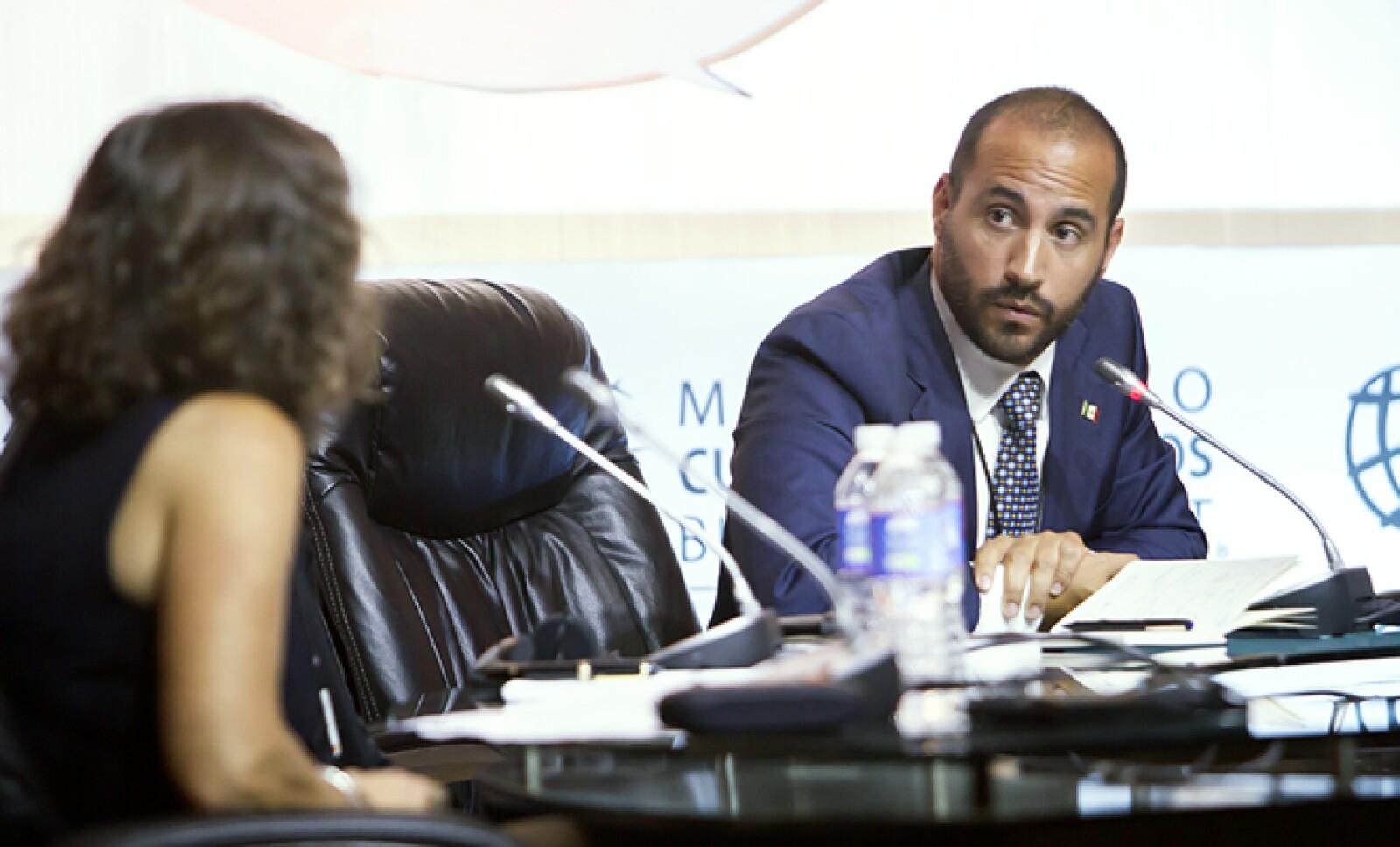 Víctor Lagunes aseguró que el desarrollo de talento debe ser una prioridad para las empresas.