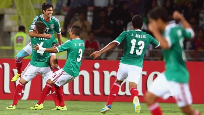 mexico celebra mundial sub 17 brasil