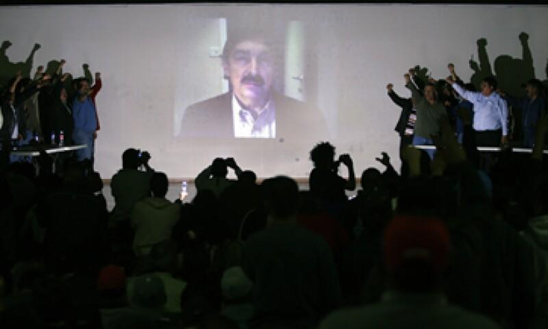 En 2006, la polémica alcanzó al líder al ser acusado por el desvío de 55 millones de dólares. (Foto: AP)