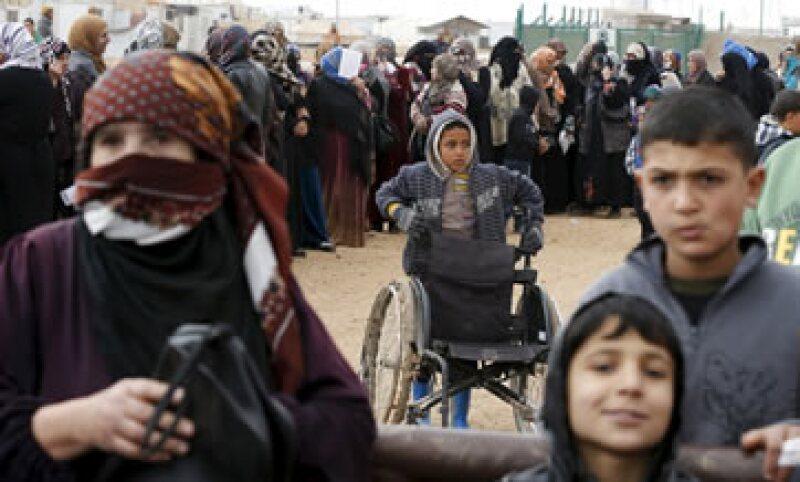 Más de 1 millón de refugiados llegó a Europa en 2015. (Foto: Reuters)