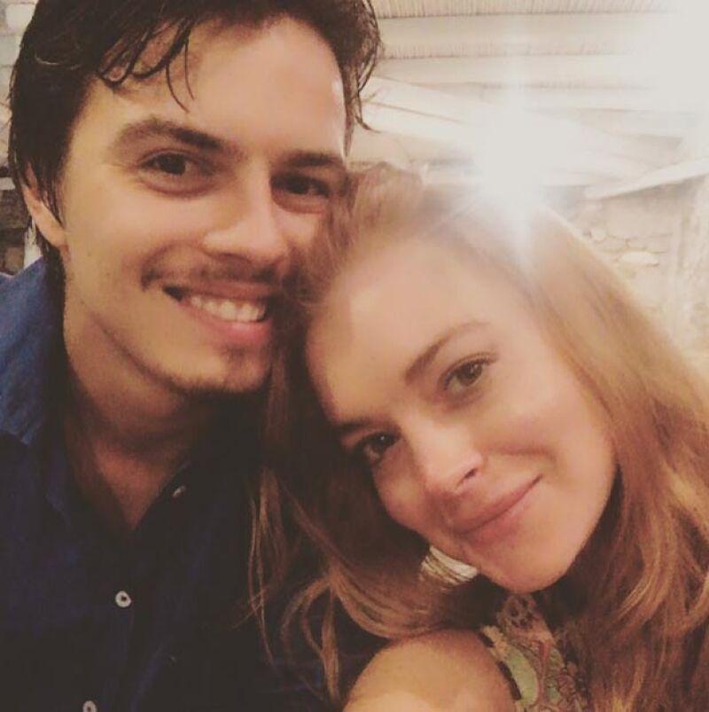 Hasta el momento no se sabe cuánto tiempo de embarazo tiene Lindsay o si su ex ya sabe la noticia.
