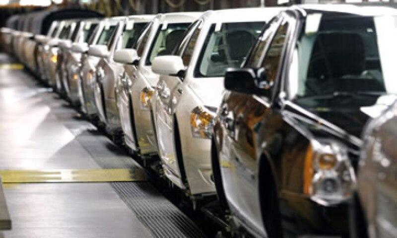 La planta de General Motors en San Luis Potosí fue inaugurada en 2008. (Foto: Getty Images )