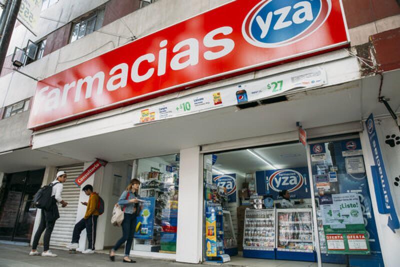 Farmacias Yza - Femsa