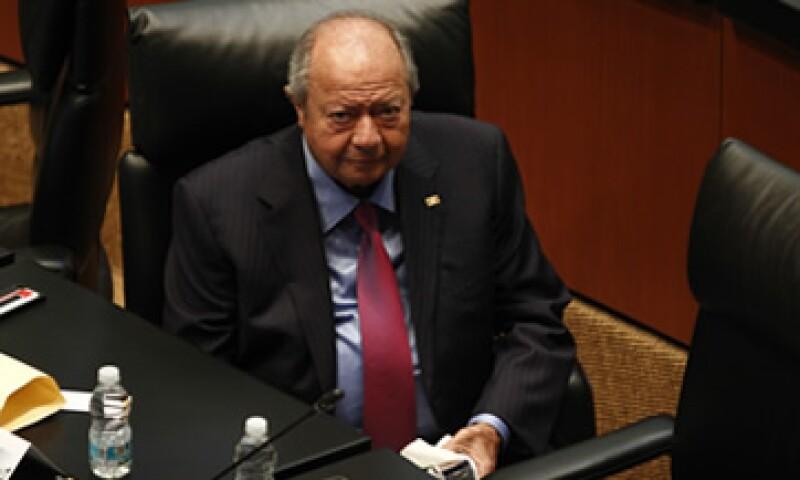 El gremio que dirige Carlos Romero Deschamps quedará fuera del órgano de gobierno de la empresa pública. (Foto: Cuartoscuro)