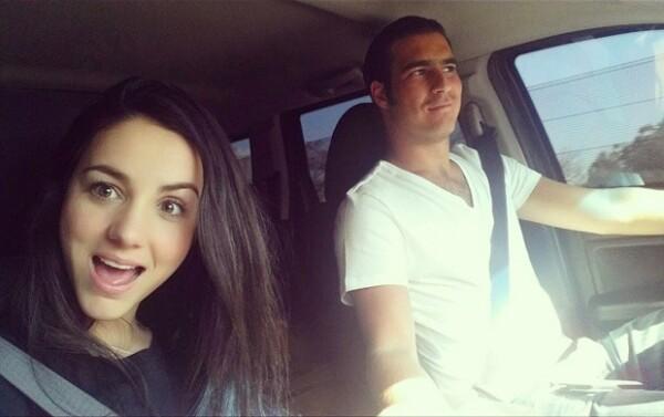 Chantal está muy feliz con Mike, pues según relató se complementan.