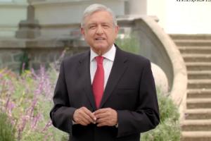 AMLO compartió en redes sociales un nuevo video que forma parte de sus campaña electoral.