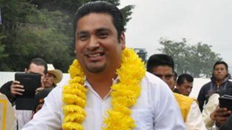 El alcalde de Pueblo Nuevo Solistahuacán, Chiapas, Enoc Díaz Pérez, detenido por tortura y abuso de autoridad