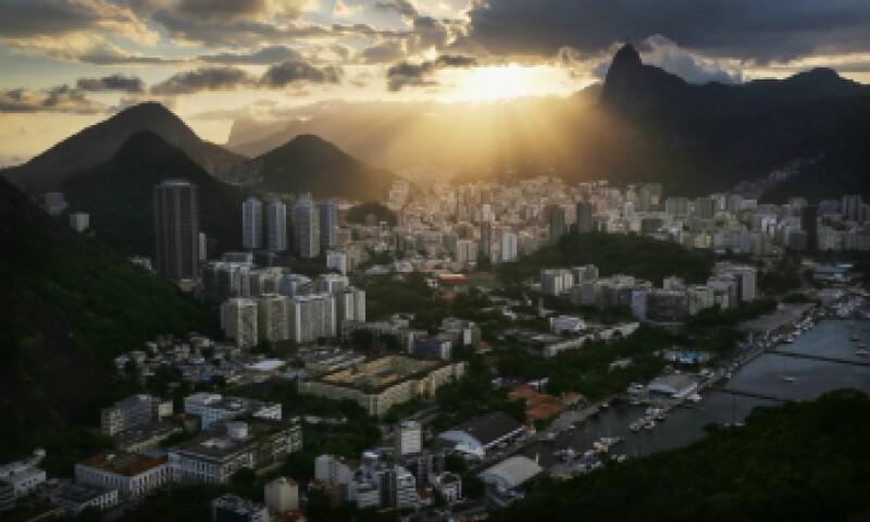 Brasil tiene una economía diversa, pero depende en gran medida de productos básicos. (Foto: Getty Images)