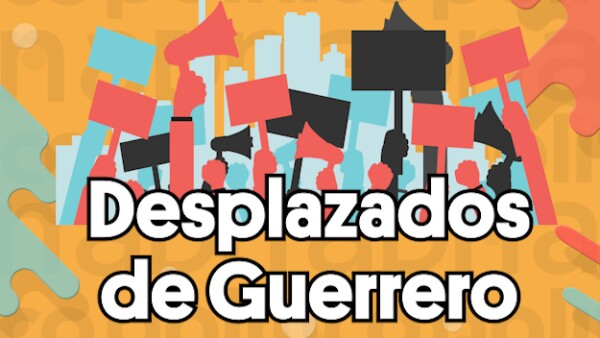 #VIDEO | Desplazados de Guerrero