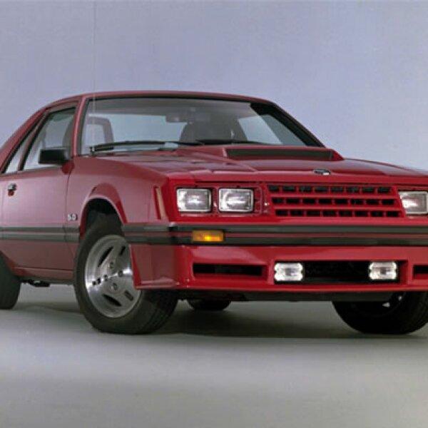 En 1982 regresó el modelo GT después de 12 años de ausencia.
