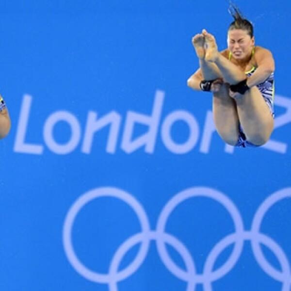 medalla, clavados, sincronizados, londres, olimpicos