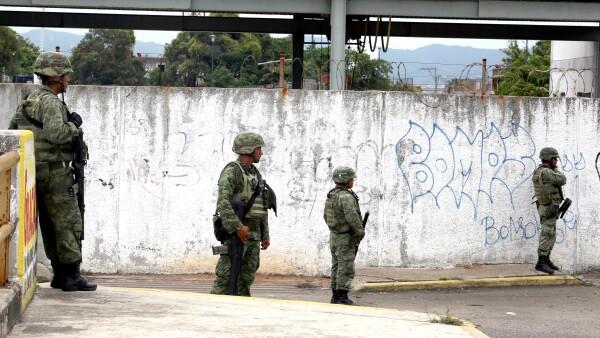 Alerta de viaje EU México Departamento de Estado