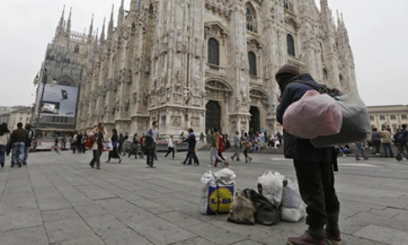 La deuda pública italiana asciende al 126% de su Producto Interno Bruto. (Foto: AP)