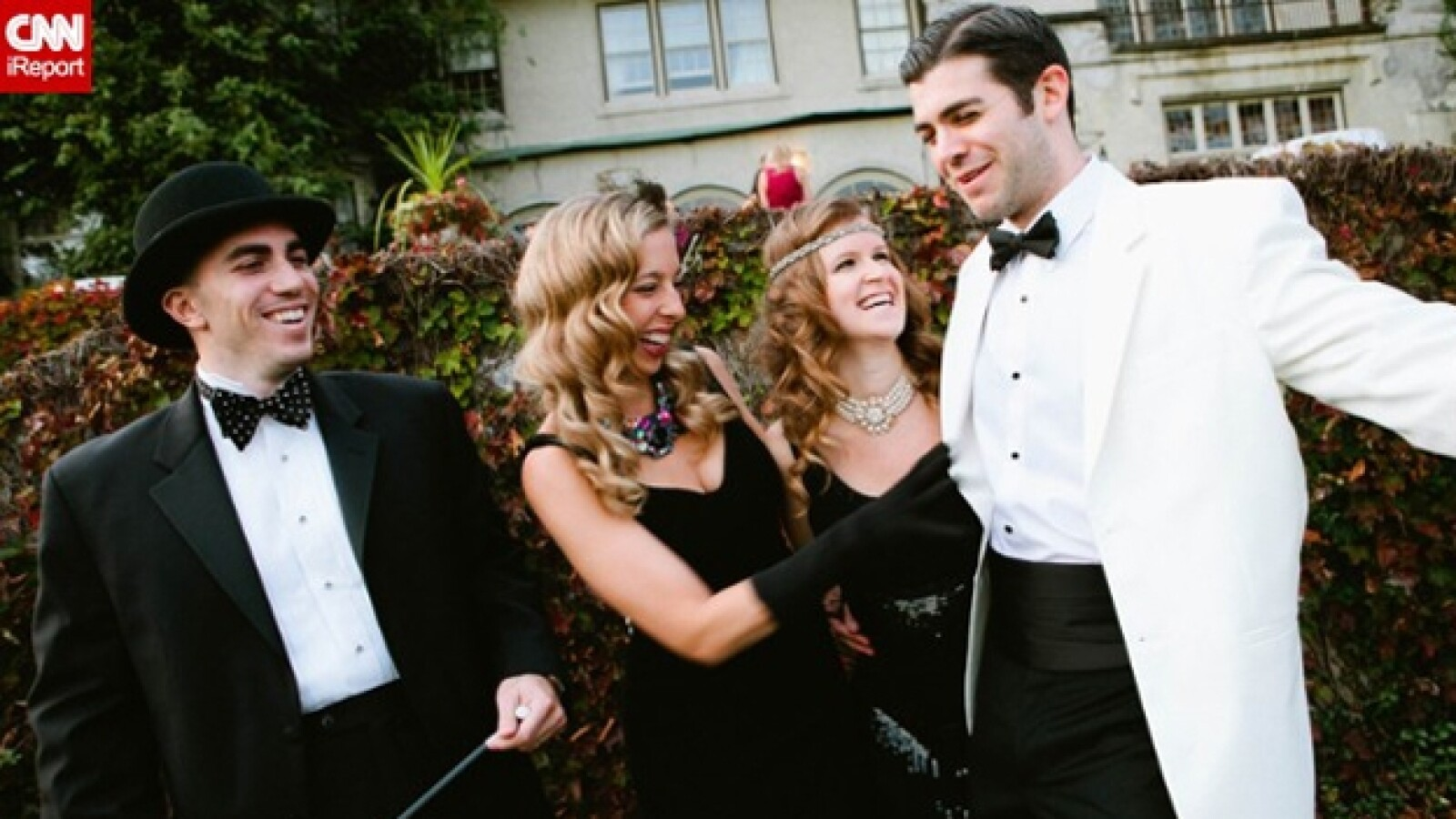 Great Gatsby fiesta decada 20