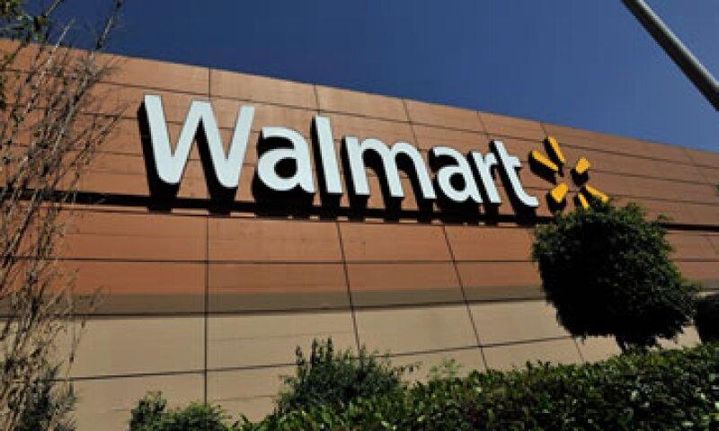 Walmart dijo que sus ventas también registraron una baja de  0.7% de enero a julio de este año. (Foto: Reuters)