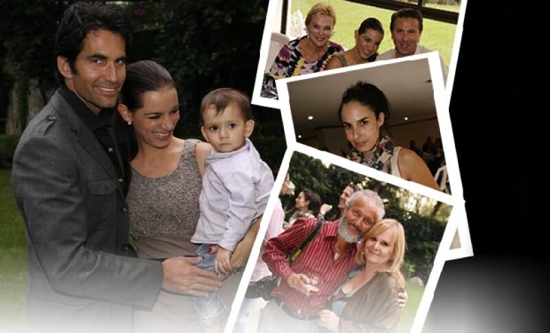 La conductora Claudia Lizaldi festejó su cumpleaños número 33 en compañía de familiares y amigos.