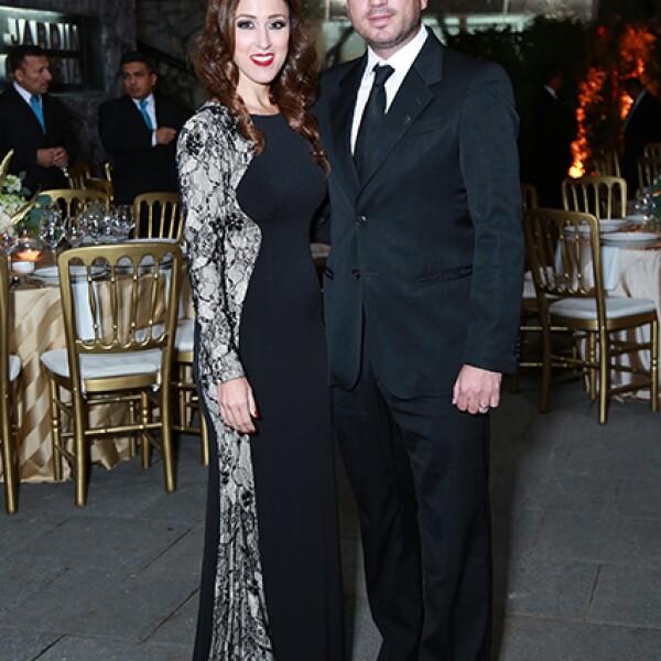 Norma Cantú y Ricardo González