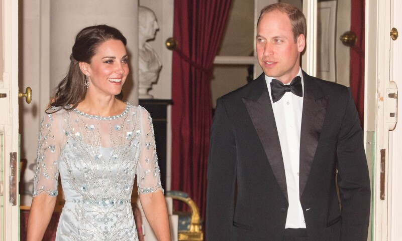 Kate Middleton, Príncipe William