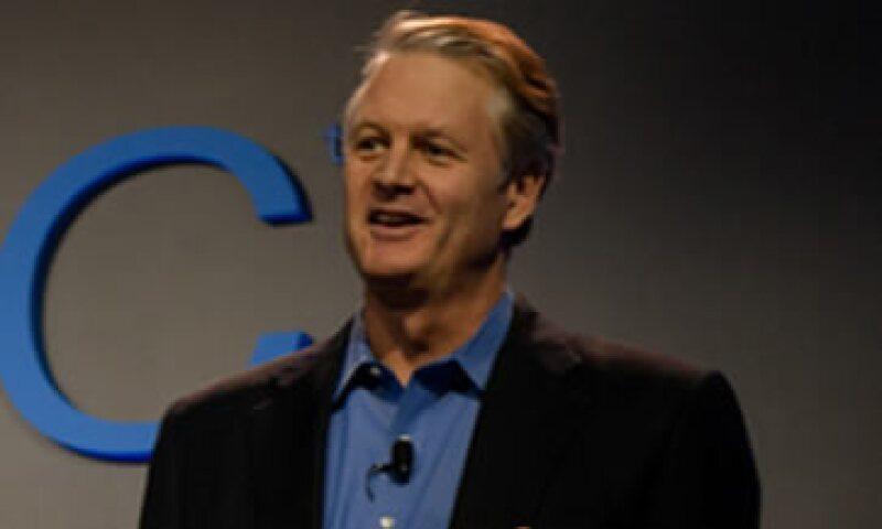 Las barreras entre áreas de comercio en línea se desmoronan, dice el director John Donahoe. (Foto: Tomada de investor.ebayinc.com )