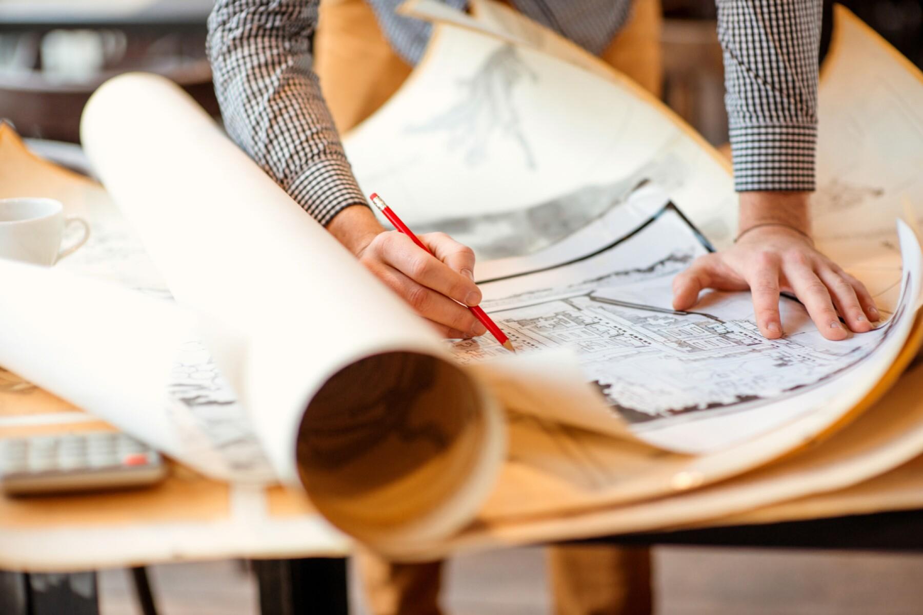 arquitectura cartografia construccion