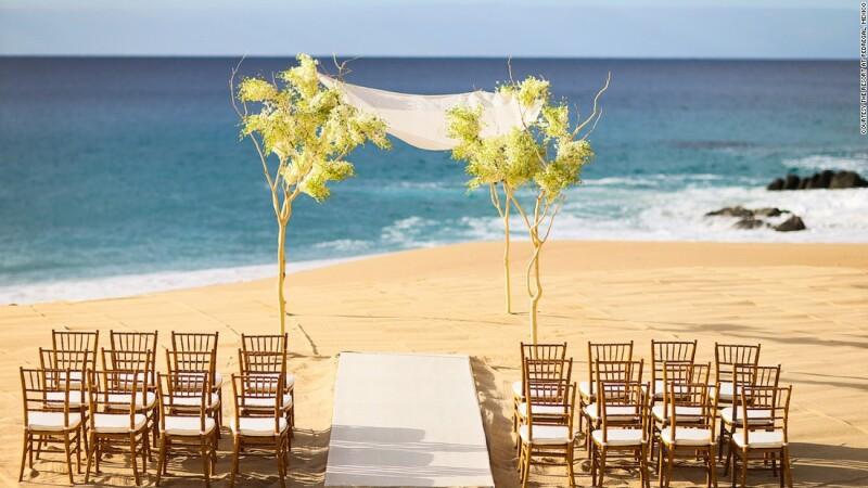 ¿Quieres casarte en la playa?
