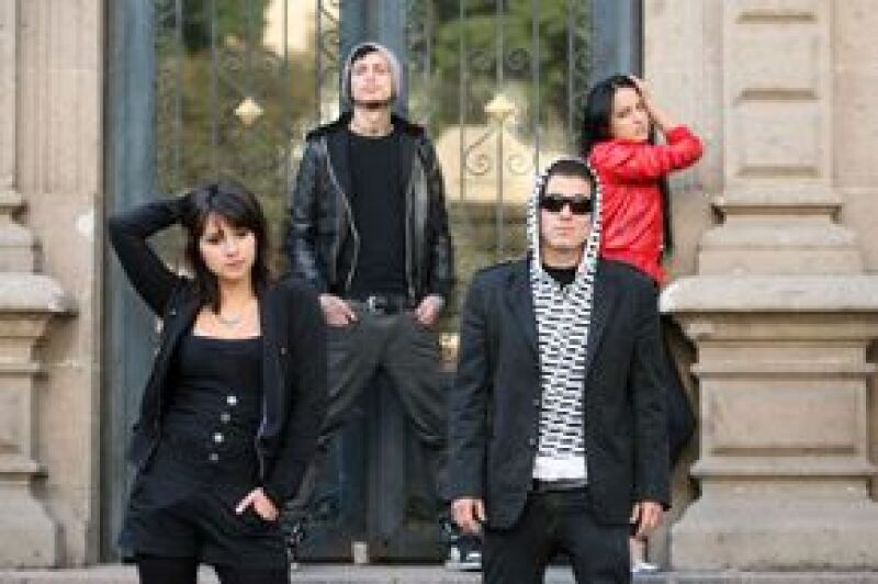 El grupo chileno rodó en el país sudamericano su nuevo clip Morir de amor, el cual se estrenará próximamente como tercer sencillo de su más reciente álbum Nadha.