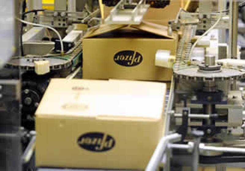 En breve la farmacéutica concretará la fusión con Wyeth, lo que le genera el incremento de sus ventas y cartera de productos. (Foto: AP)
