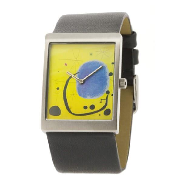La licencia se consiguió con conversaciones directas con los herederos del legado artístico de Joan Miró.