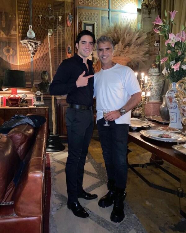 Alex y Alejandro Fernandez