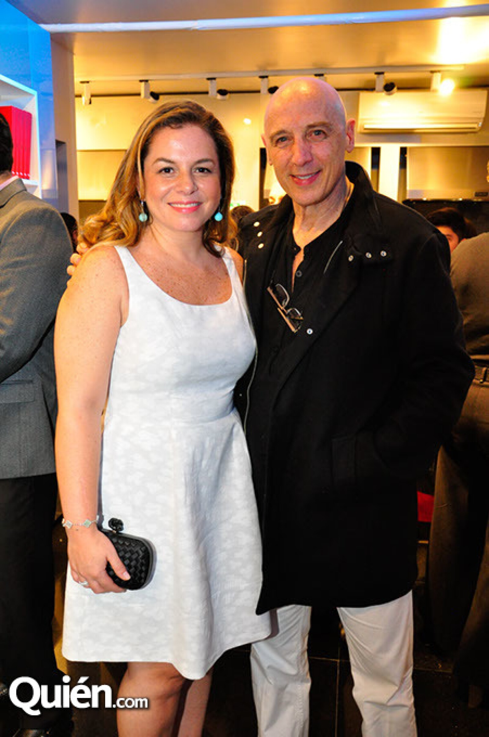 Martha Brockman y Ricardo Saslasky