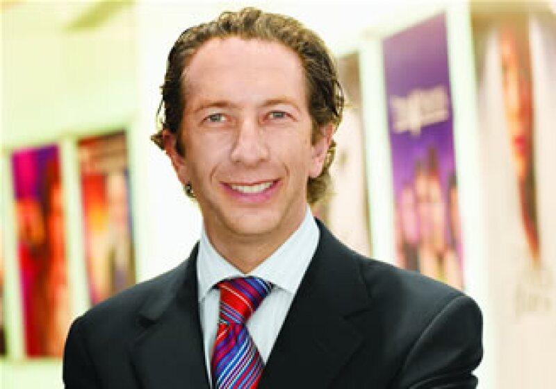 El presidente de Grupo Casa Saba busca la expansión de su empresa en Brasil. (Foto: Mauricio Ramírez)