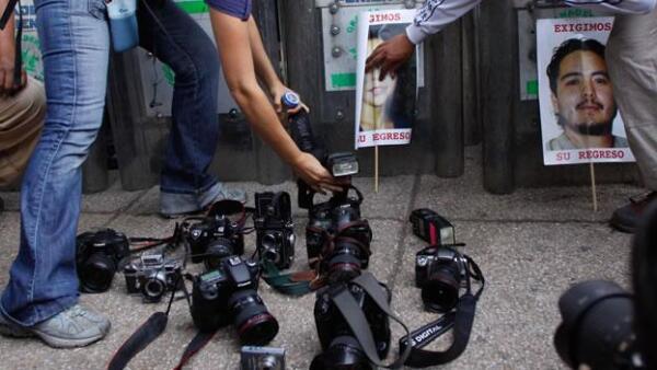 Exigen justicia periodismo