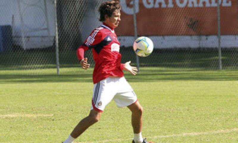 Erick Torres debutó en 2010 con las Chivas de México. (Foto: Cuartoscuro)