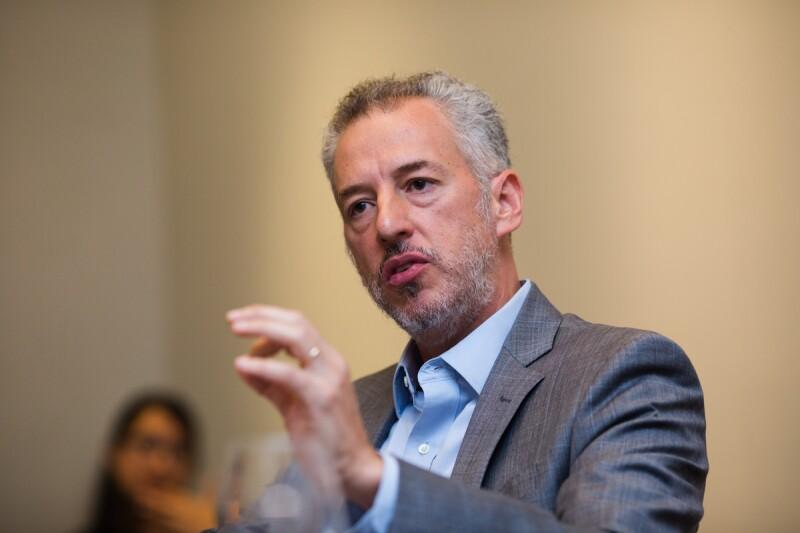 Joel Salas, comisionado del INAI.