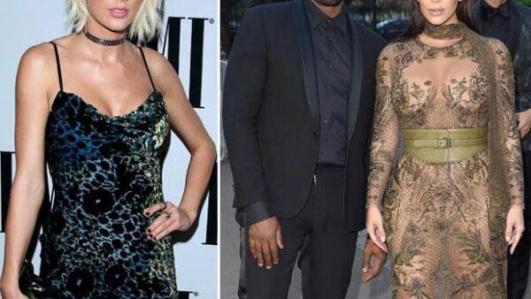 Después de que la cantante publicara en sus redes sociales un comunicado sobre el Snapchat de la esposa de Kanye, sus seguidores notaron algo muy peculiar.