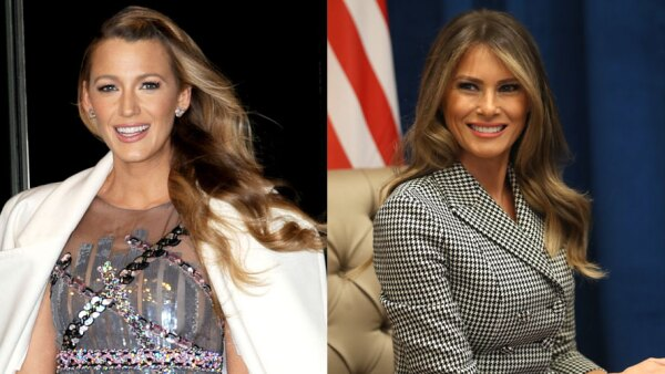 Blake Lively vs Melania Trump