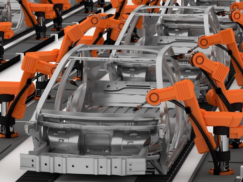 automotriz coches carros armadora armado ensamble linea