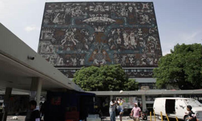 En virtud de la delincuencia registrada en Ciudad Universitaria y sus alrededores, se estableció una Agencia del Ministerio Público ubicada a unos metros del campus. (Foto: AP)