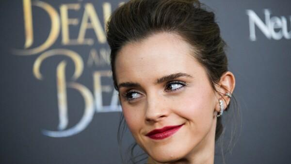 Emma Watson en la premiere de NYC