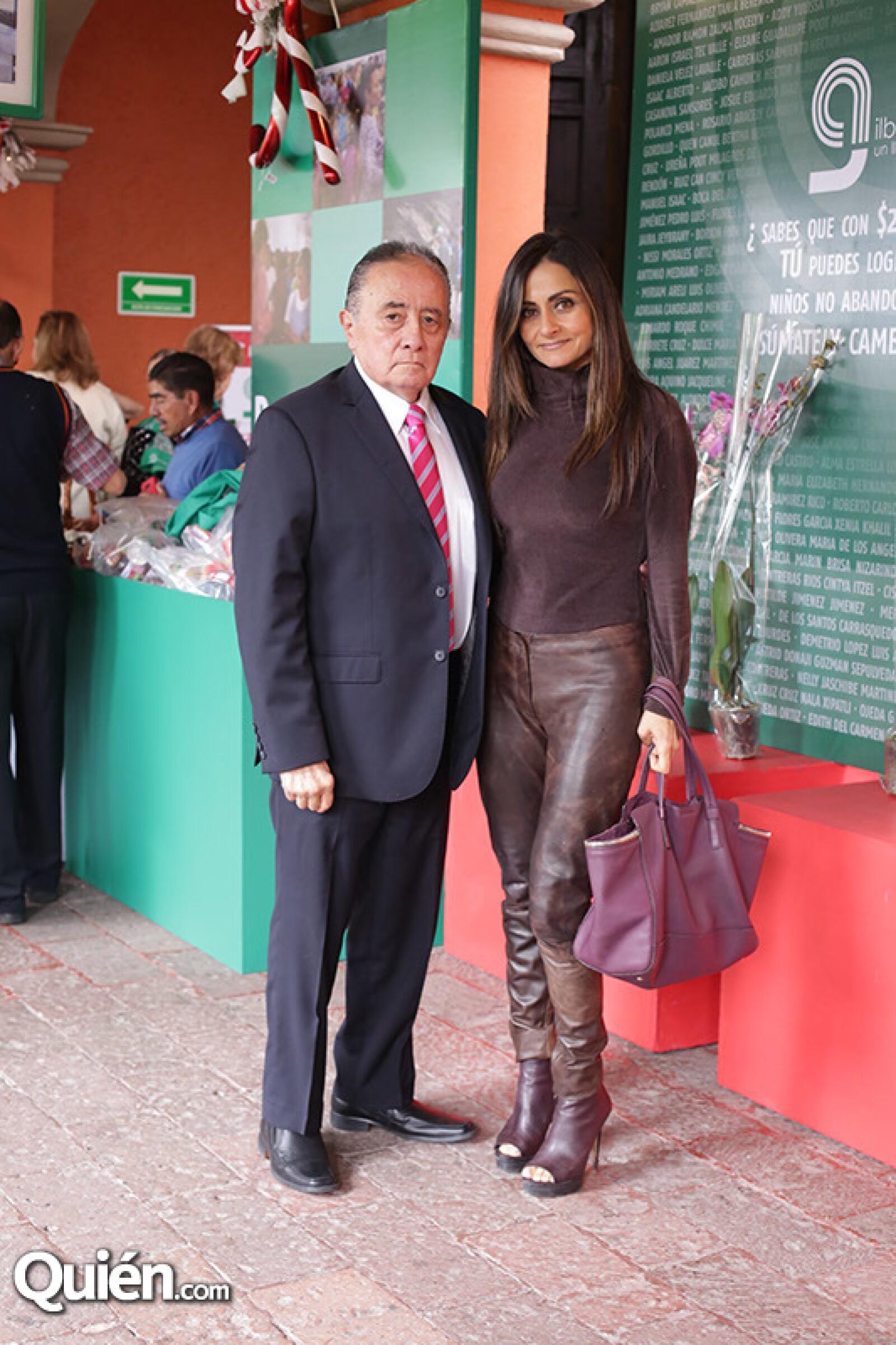 Julio y Viviana Ramos