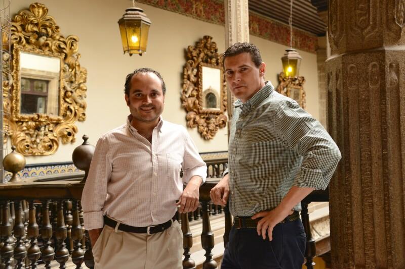 Los creadores de SinDelantal.com buscan llevar su servicio a todas las ciudades de México con más de 500,00 habitantes. (Foto: Cortesía SinDelantal.com)